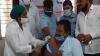 Covid-19: બગસરામાં 3 કેન્દ્રોમાં રસીકરણનો પ્રારંભ થયો