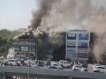 સુરતઃ શોર્ટ સર્કિટના કારણે લાગી હતી આગ, બિલ્ડિંગમાં ફાયર સેફ્ટીના નામે મીંડું
