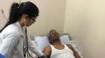 કર્ણાટકનો ફ્લોર ટેસ્ટ, મુંબઈમાં ઈલાજ કરાવતા મળ્યા 'ગાયબ' કોંગ્રેસ MLA