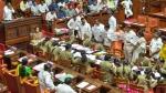 કર્ણાટક સંકટઃ કુમારસ્વામીના વિશ્વાસ મત દરમિયાન સંસદમાંથી બસપા MLA ગાયબ