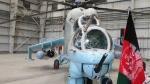 અફઘાનિસ્તાનને ભારતે સોંપ્યાં વધુ બે Mi-24V અટેક હેલિકોપ્ટર