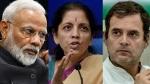 રાહુલ ગાંધીએ પીએમ મોદીને આર્થિક મંદીને પહોંચી વળવા માટે આપ્યો આઈડિયા