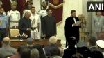 જસ્ટીસ શરદ અરવિંદ બોબડેએ દેશના 47માં CJI તરીકે શપથ લીધા