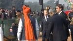 રાજપથ પર બ્રાઝીલના પ્રેસિડેન્ટે ભારતની મહેમાન નવાજી માણી, રાષ્ટ્રપતિ કોવિંદ સાથે પહોંચ્યા