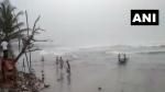 પશ્ચિમ બંગાળ, ઓરિસ્સાના તટ નજીક પહોંચ્યું અમ્ફાન તોફાન, તેજ વરસાદનું અલર્ટ