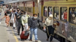 ટ્રેન વ્યવહાર શરૂ થતાં દેશમાં કોરોનાના મામલામાં 106%નો વધારો