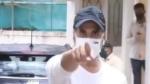 અક્ષય કુમારે પાપારાઝીનો ક્લાસ લઇ લીધો, કહ્યું પહેલા માસ્ક લગાવ- Video
