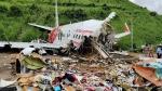 કેરળ વિમાન દૂર્ઘટના સાથે જોડાયેલા લોકો પર હવે મંડરાઈ રહ્યો છે કોરોનાનો ખતરો