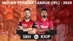 KXIP vs SRH: હૈદરાબાદની શાનદાર બોલિંગ સામે ન ટકી શક્યું પંજાબ, 126 રનમાં સમેટાયું