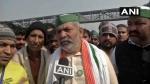 ટ્રેક્ટર રેલી: હિંસક થયેલા આંદોલનમાં રાજકીય દળોનો હાથ: રાકેશ ટીકૈત