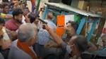 ભવાનીપુર: દિલીપ ઘોષ પર થયેલ હુમલા પર ચૂંટણી પંચે મમતા સરકાર પાસે માંગ્યો રિપોર્ટ
