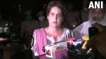Arun Valmiki case : પ્રિયંકા ગાંધી મૃતક અરુણ વાલ્મીકીના પરિવારને મળ્યા, ન્યાયની આપી ખાતરી