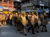 શ્રીનગરઃ ગોળીબારમાં ઇજાગ્રસ્ત વ્યક્તિનું મોત