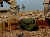 હૈદરાબાદમાંથી વિસ્ફોટકોનો ભારે જથ્થો મળી આવ્યો