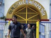 સાબરમતી જેલ સુરંગ: આરોપીઓએ ખોદી હતી 214 ફુટ લાંબી સુરંગ