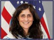 અવકાશયાત્રી સુનિતા વિલિયમ્સ એપ્રિલમાં ગુજરાત આવશે