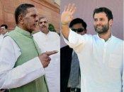 રાહુલને વડાપ્રધાન બનાવ્યા વિના દુનિયામાંથી જઇશ નહી: બેની પ્રસાદ