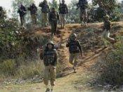 માઓવાદીઓ વિરુધ્ધ ઓપરેશન : 1000 સૈનિકોએ શરૂ કર્યું જંગલ ખૂંદવાનું