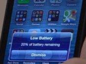 બેટરીની આવરદા વધારવી હોય તો મોબાઇલ ઓછો ચાર્જ કરો