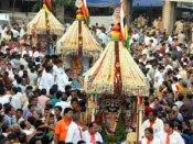 અમદાવદમાં યોજાઇ જગન્નાથજીની 136મી રથયાત્રા