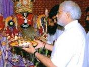 """જગન્નાથજી રથયાત્રાઃ મોદીએ કહ્યું, """"જય રણછોડ, માખણ ચોર"""""""