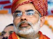 રાહુલ PM તરીકે અનફીટ, મોદીને શંકરાચાર્યે આપ્યા આશિર્વાદ