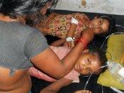 પટનાની હોસ્પિટલમાં ગેસ લીકેજ : મીડ ડે મીલ હોનારતના બાળકોને મુશ્કેલી