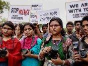 મુંબઇ ગેંગરેપના આરોપીઓ પર કોર્ટમાં ફેંકાયા ઇંડા!