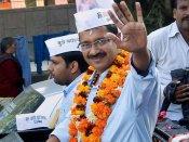 દિલ્હીમાં બનશે 'આપ'ની સરકાર, કેજરીવાલ બનશે મુખ્યમંત્રી
