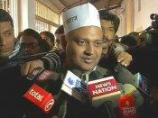 દિલ્હીના કાયદા મંત્રી સોમનાથ ભારતી વિરુધ્ધ FIR નોંધવાના આદેશ