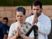 મોદી ઇફેક્ટ! રાજીવ ગાંધીને 'સરકારી' શ્રદ્ધાંજલિ નહીં