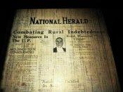 નહેરૂના નેશનલ હેરાલ્ડનો કાળો ઇતિહાસ અને હેરાલ્ડ ગોટાળો