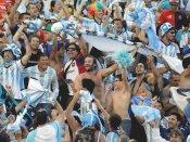 FIFA: આર્જેન્ટીનાએ સ્વિટ્ઝર્લેન્ડને આપી 1-0થી માત