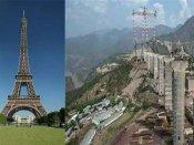તસવીરો: ભારતમાં એફિલ ટાવર કરતાં પણ ઉંચો બનશે બનશે રેલવે બ્રિજ