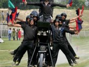 PICS: કંઇક આ રીતે ઇન્ડિયા કરી રહ્યું છે આઝાદીના જશ્નની તૈયારીઓ
