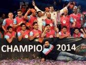 Pro Kabaddi league: અભિષેકની ટીમ પિંક પેંથર્સ બની વિજેતા
