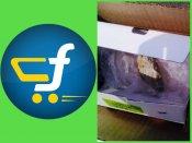 Flipkartએ મોબાઇલ બોક્સમાં મોબાઇલ ફોનને બદલે મોકલ્યો પથ્થર