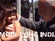 અને મોદી ઓસ્ટ્રેલિયામાં પ્રોટોકોલ તોડીને બાળકીને મળવા પહોંચી ગયા, વીડિયો