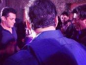 Arpita's Reception : શાહરુખ, દિલીપ સહિત ઉમટ્યું બૉલીવુડ