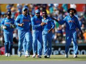 વેસ્ટઇન્ડિઝની વિરુદ્ધ ભારત જીત્યું પણ મુશ્કેલીથી, તસવીરો