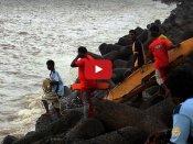 જ્યારે સમુદ્રમાંથી નીકળી હજાર-હજારની નોટો, જુઓ વીડિયો