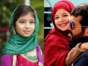 PHOTO: બજરંગી સલમાનની મુન્ની બાદ મળો ઐશના જઝ્બાની પ્રિંસેસને