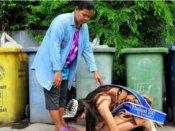 કચરો ઉપાડનારની છોકરી બની બ્યૂટી ક્વિન ફોટા થયા વાયરલ