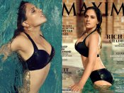 Maxim ઇન્ડિયા અંક માટે રિચા ચઢ્ઢાનું હોટ બિકિની ફોટોશૂટ