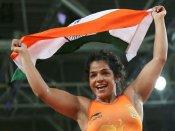 રિયો ઓલમ્પિકમાં ભારતનું ખાતું ખોલાવ્યું મહિલા પહેલવાન સાક્ષી મલિકે