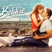 Movie Review: બિન્દાસ લવસ્ટોરી 'બેફિકરે'