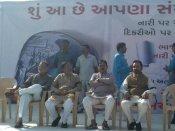 ગુજરાત બજેટ સત્રના પહેલા દિવસે કોંગ્રેસનો ઉગ્ર વિરોધ, સંપૂર્ણ ઘટનાક્રમ