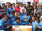 ભારત વિ. શ્રીલંકાઃ દિવ્યાંગોના બીજા T-20 વર્લ્ડકપમાં ભારતની જીત