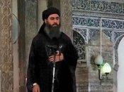 ISIS મુખિયા બગદાદીએ પોતાના લડવૈયાઓને આપી ફેરવેલ સ્પિચ