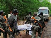 છત્તીસગઢમાં નક્સલી હુમલો, CRPFના 11 જવાનોનું મૃત્યુ